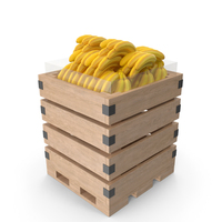 Box for Fruits PNG & PSD Images