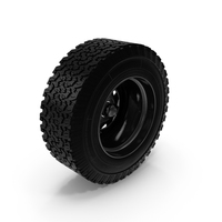 Off Road Wheel PNG & PSD Images