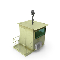 Military Guard Cabin PNG & PSD Images