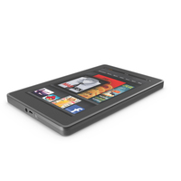 Kindle Fire PNG & PSD Images