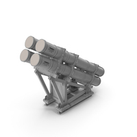 MK 141 Missile Launching System RGM 84 Harpoon SSM Navy PNG & PSD Images