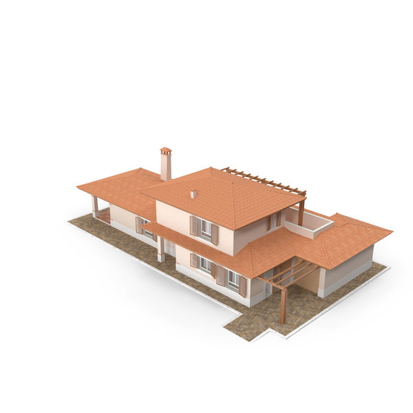 Residential Villa PNG & PSD Images