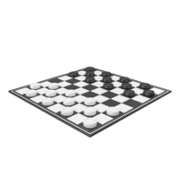 Checkers White Black PNG & PSD Images