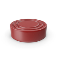 Checkers Piece Red PNG & PSD Images