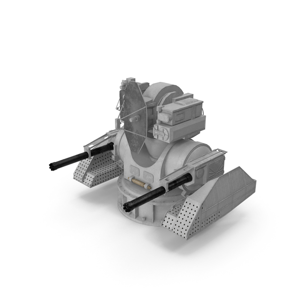 Modern Naval Air Defense Kashtan Module PNG & PSD Images