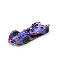 Formula E Virgin 2020 2021 PNG & PSD Images