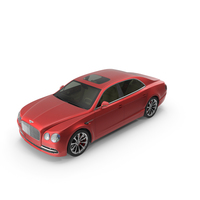 Bentley Continental Flying Spur PNG & PSD Images