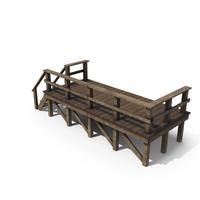 Wooden Platform PNG & PSD Images