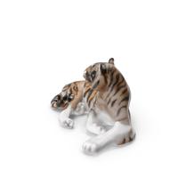 Ceramic Tiger PNG & PSD Images