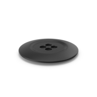 Cloth Button Black PNG & PSD Images