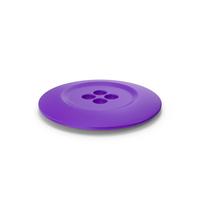 Cloth Button Purple PNG & PSD Images