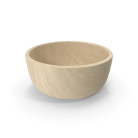Wooden Bowl PNG & PSD Images