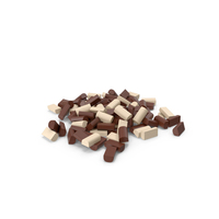Pile Of Chocolate Bars PNG & PSD Images