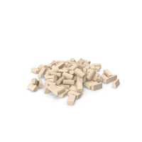 Pile Of Chocolate Milky Bars PNG & PSD Images