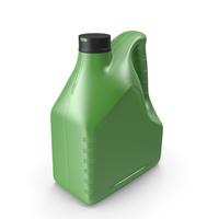 Motor Oil Green Bottle PNG & PSD Images