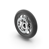 Motorcycle Front Wheel PNG & PSD Images