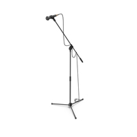 Shure SM58 Microphone PNG & PSD Images