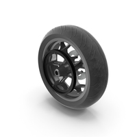 Motorcycle Rear Wheel PNG & PSD Images