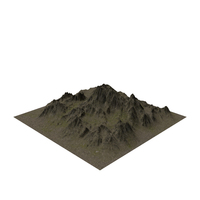 Mountain Peak PNG & PSD Images