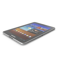 Galaxy Tab 7.7 GT P6800 PNG & PSD Images