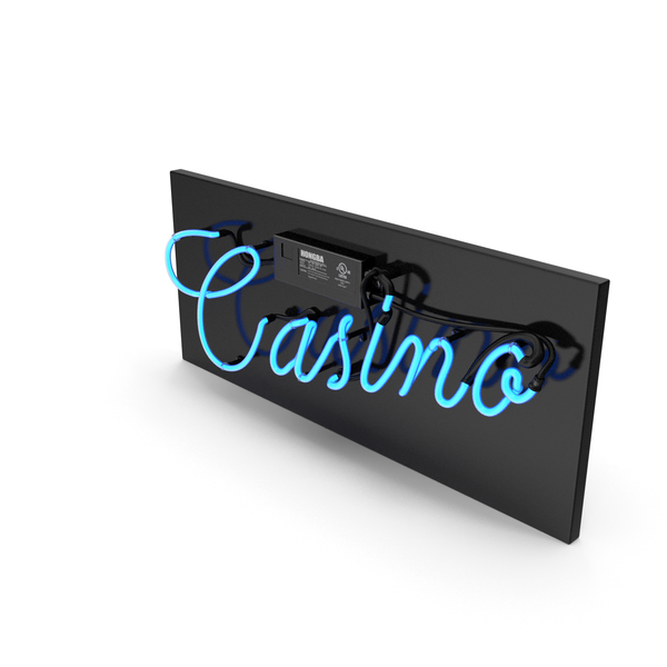 Neon Sign Casino PNG & PSD Images