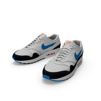 Nike Air Max Sneakers PNG & PSD Images