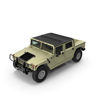 Hummer H1 Convertible PNG & PSD Images