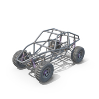 Buggy Chassis PNG & PSD Images