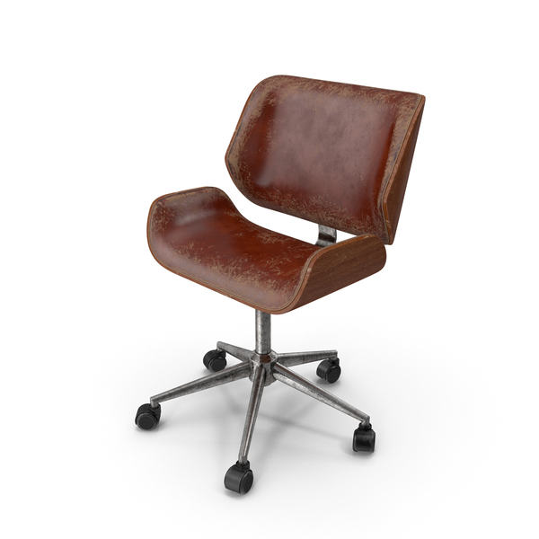 Office Chair Manager Damage PNG & PSD Images