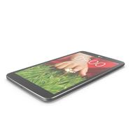 LG G Pad 8.3 Black PNG & PSD Images