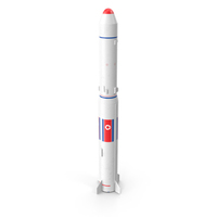 No Dong A North Korean Missile PNG & PSD Images