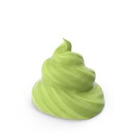 Ice Cream Pistachio PNG & PSD Images
