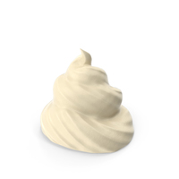 Ice Cream Vanilla PNG & PSD Images