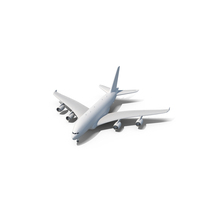 Airbus A380 Virgin Atlantic PNG & PSD Images