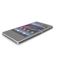 Sony Xperia Z1 PNG & PSD Images