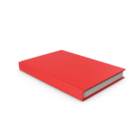Book Red PNG & PSD Images