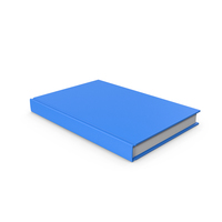 Book Blue PNG & PSD Images
