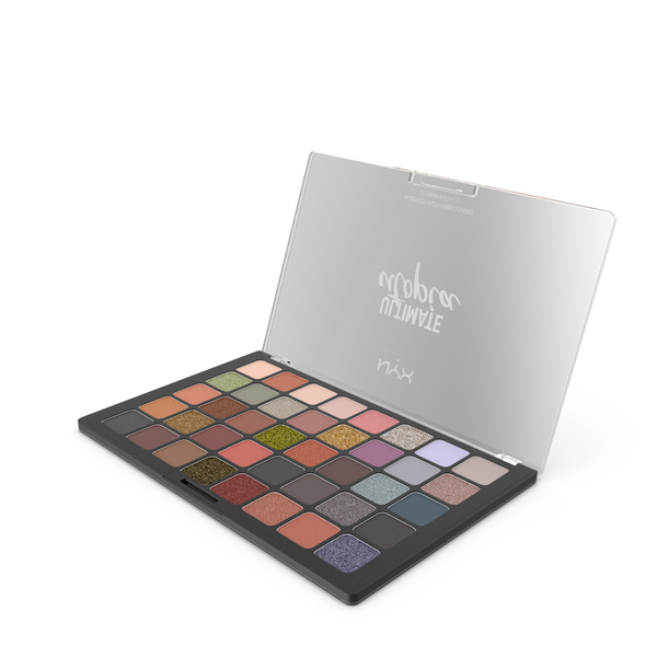 NYX Ultimate Utopia Shadow Palette PNG & PSD Images