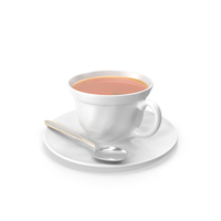 Tea with Chocolate PNG & PSD Images