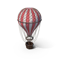 Vintage Air Balloon PNG & PSD Images