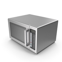 Commercial Microwave PNG & PSD Images