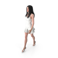 Woman Walking PNG & PSD Images