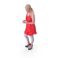 Woman Posed PNG & PSD Images