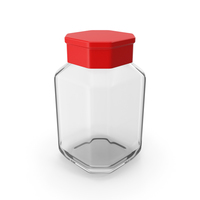 Coffee Jar Empty PNG & PSD Images