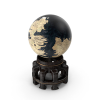 Fantasy Globe PNG & PSD Images
