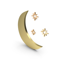 Weather Icon Clear Night PNG & PSD Images