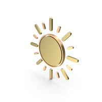 Weather Icon Sunny PNG & PSD Images
