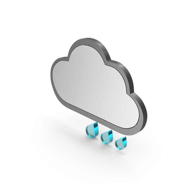 Weather Icon Showers PNG & PSD Images