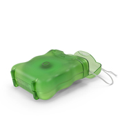 Opened Dental Floss PNG & PSD Images