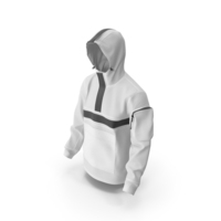 Mens Sport Jacket White PNG & PSD Images
